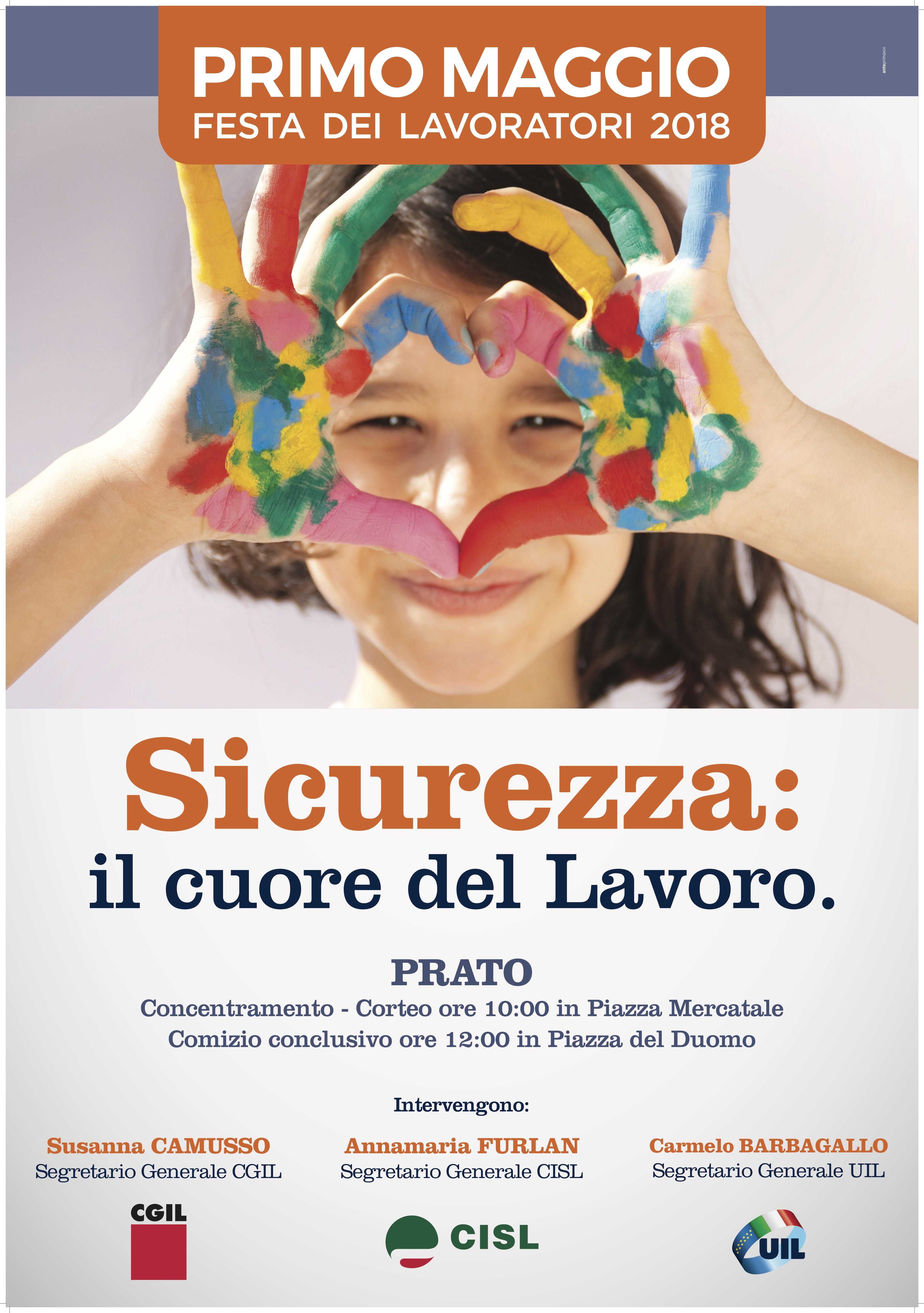 Manifesto Prato 70x100
